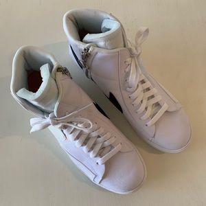 Nike Shoes - Nike Blazer Mid Rebel Sneaker